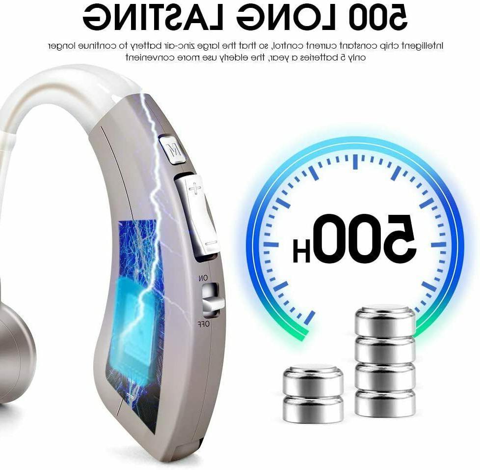 Britzgo Hearing Amplifier - SEALED!