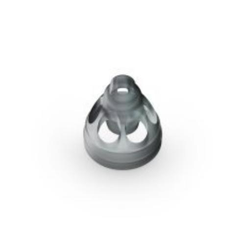 hearing aid open domes