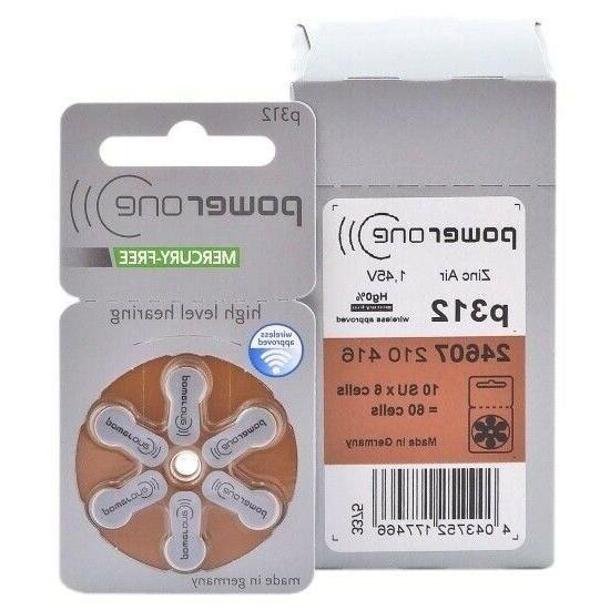 Power Batteries PR41, P312, 312 Keychain