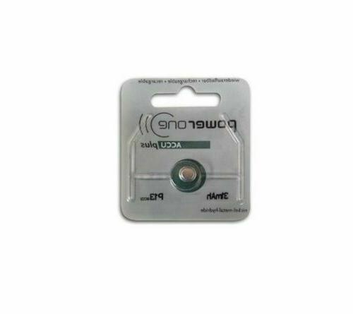 powerone accu plus rechargeable battery size 312