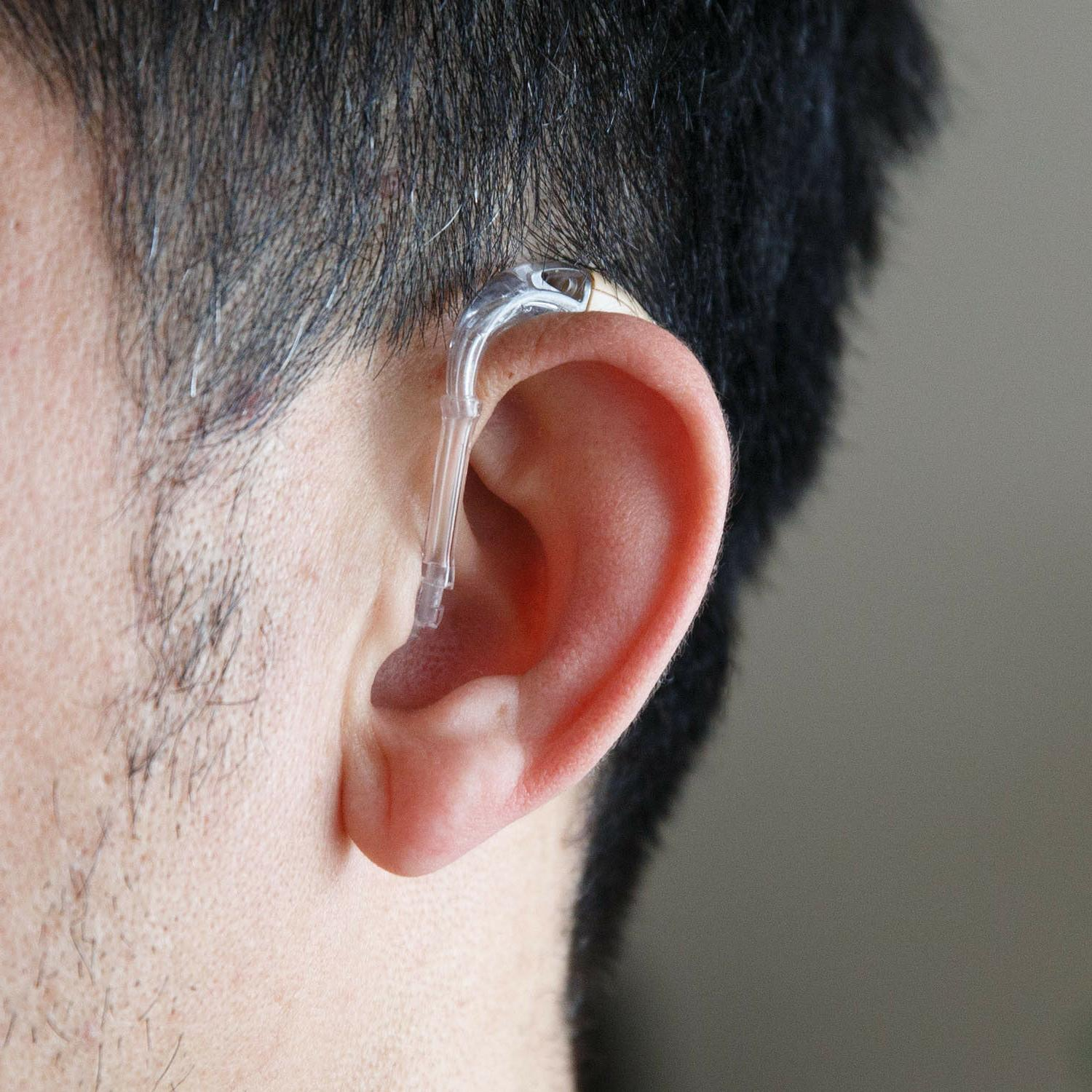 R&L Behind and Lightweight, both ears