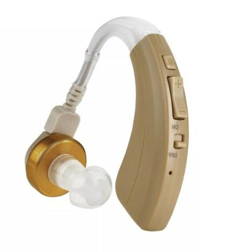 Newear Rechargable BTE Hearing Sound Amplifier FDA Approved