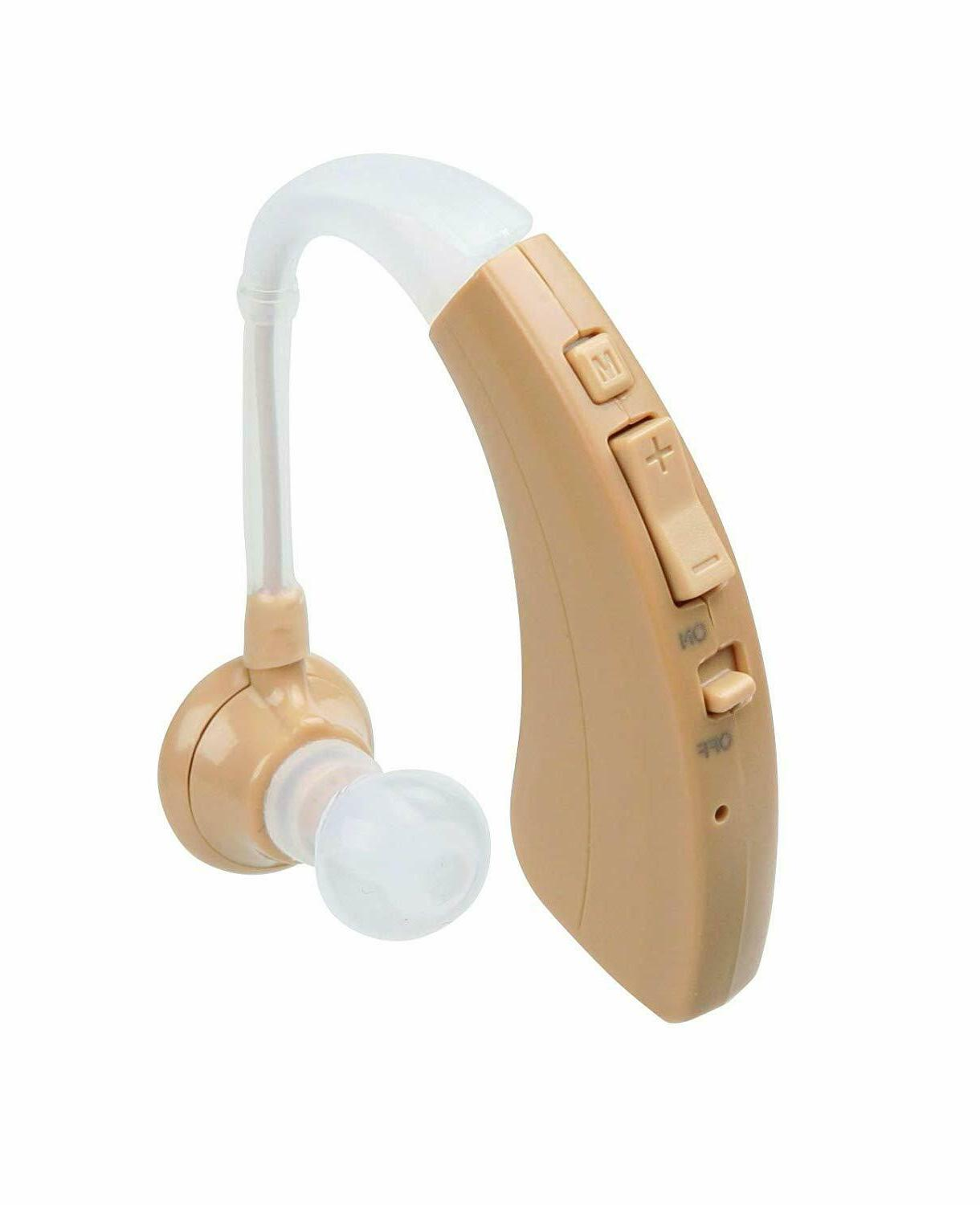 rechargable digital hearing aid amplifier cl 220t