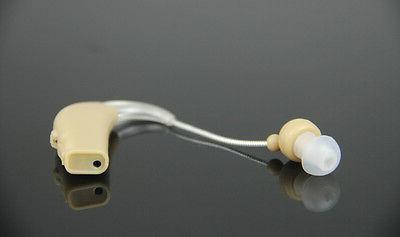 M2Cbridge Rechargeable Behind Ear Aid/Aids Sound Amplifier