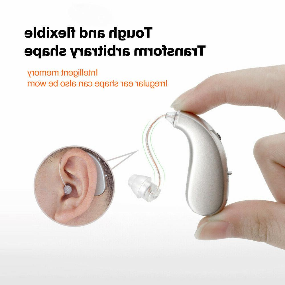 Rechargeable Digital Flexible Aids Clear Voice