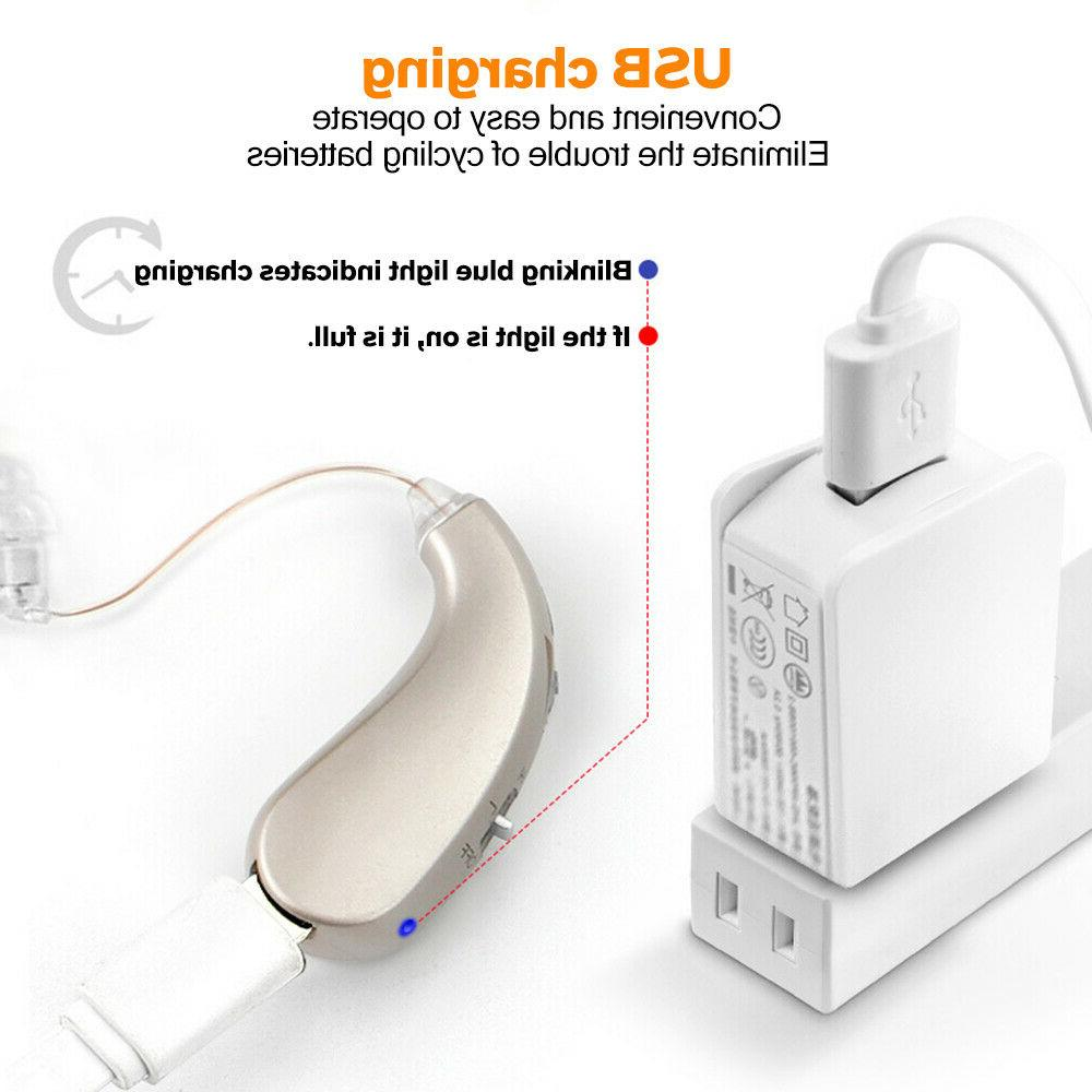 Rechargeable Digital Flexible Aids Voice