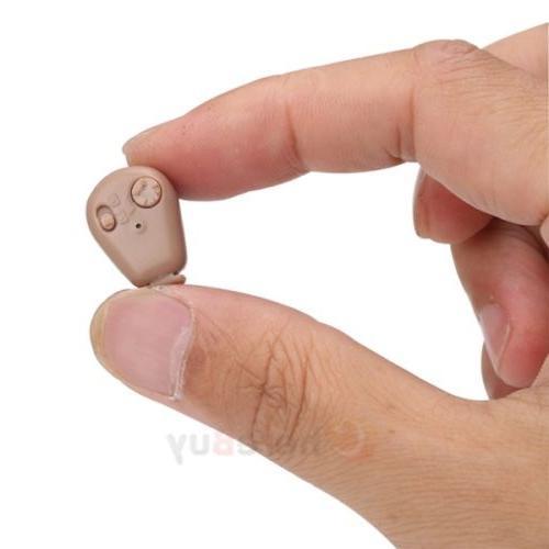 Rechargeable Aid Severe Loss Ear