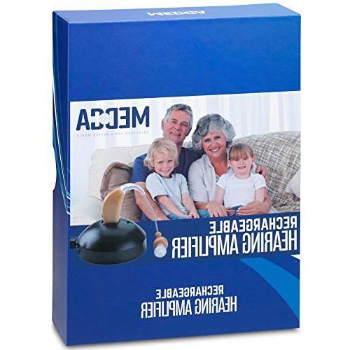 MEDca Rechargeable Amplifier