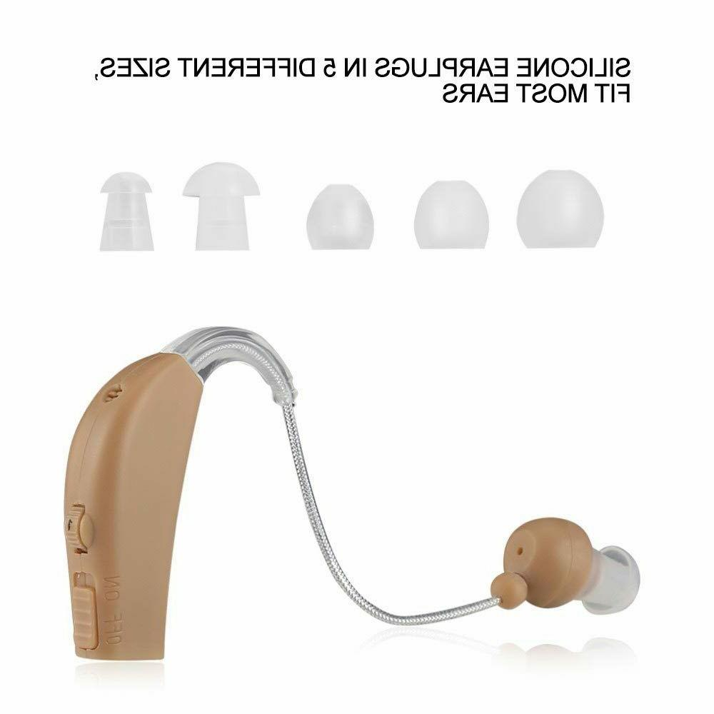 Rechargeable Acousticon Voice Audiphone Sound Ear