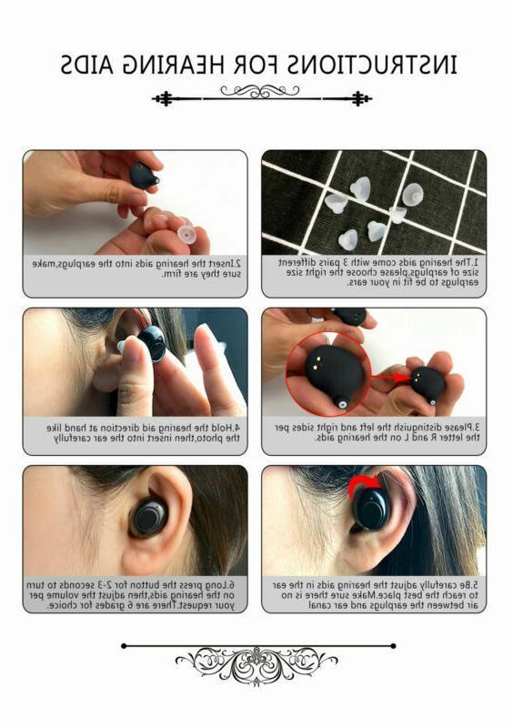 Rechargeable the Ear Mini Set!