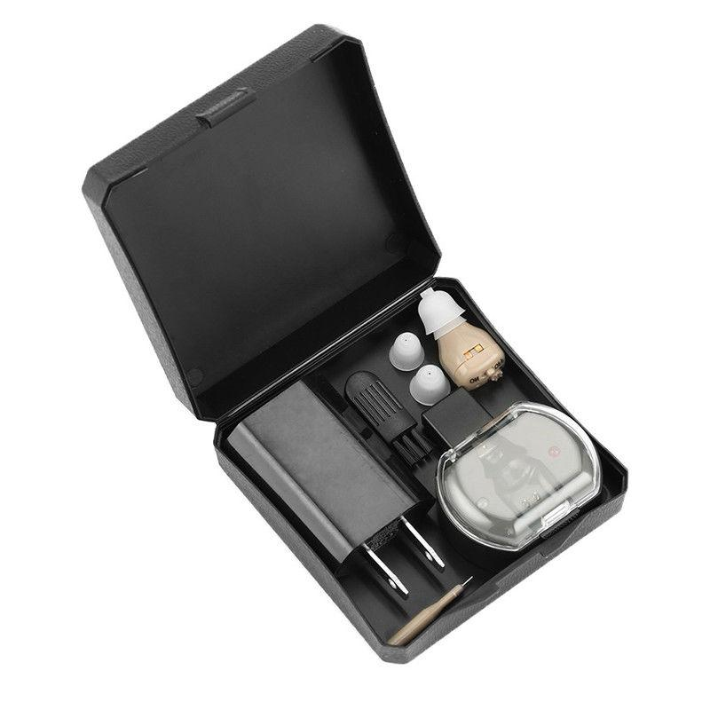 Rechargeable Hearing Digital Adjustable In Ear Sound
