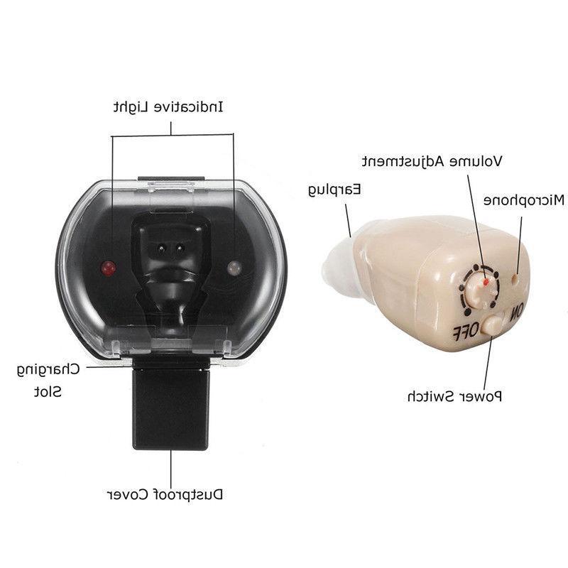 Rechargeable Aids Digital Ear