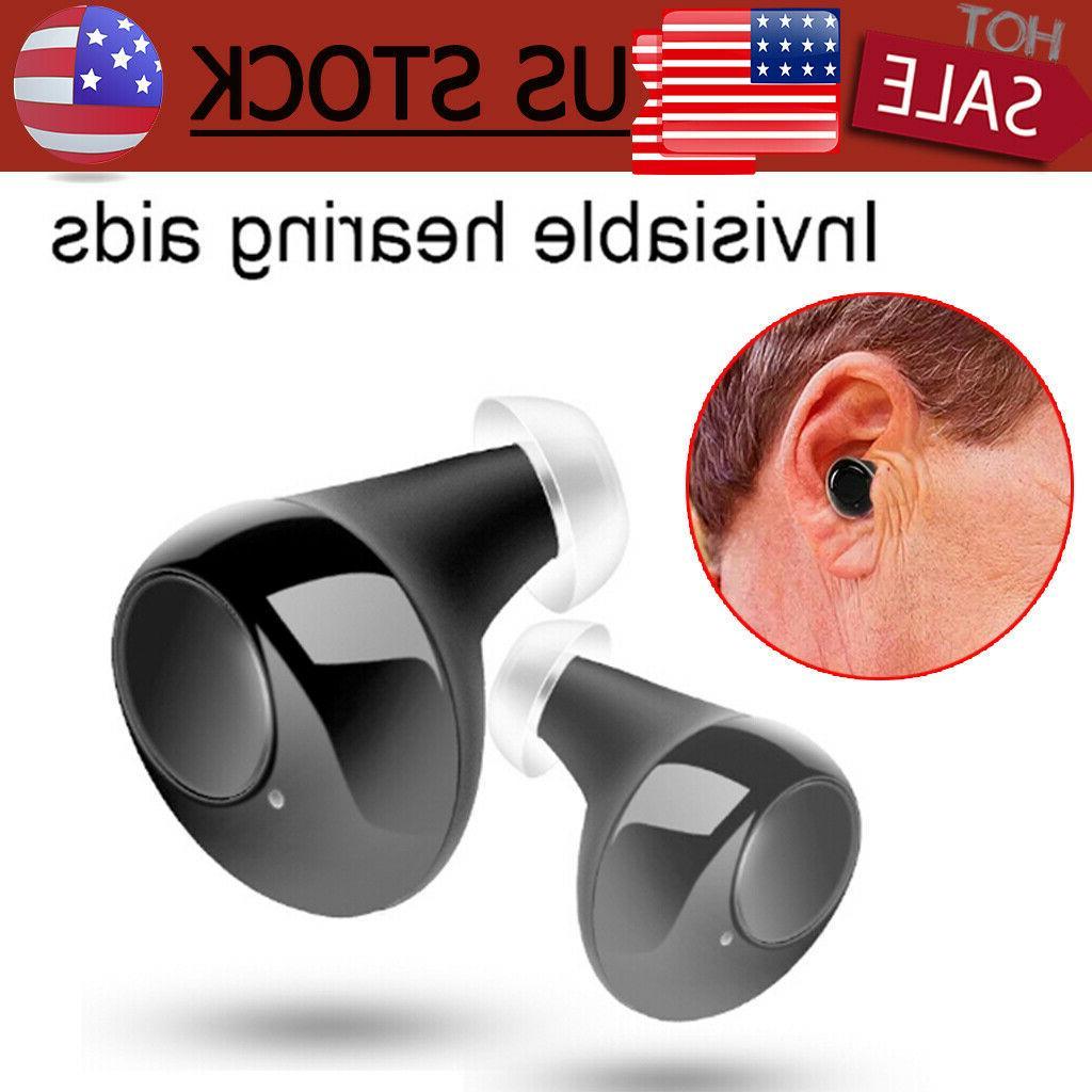 1Pair Digital Ear Aid Enhancer Sound