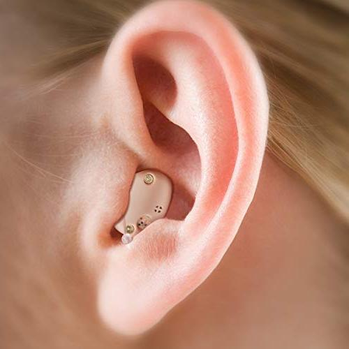 TKING Rechargeable Hearing Amplifier for & Cancelling,Aid Assist and