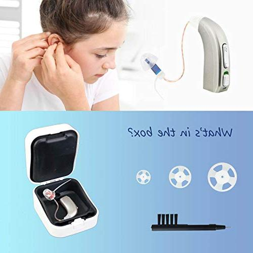 Rechargeable for and Digital Noise Cancellation to FDA Approved, Design