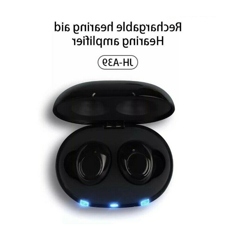 New 2019 Rechargeable Invisible Hearing Tone Sound