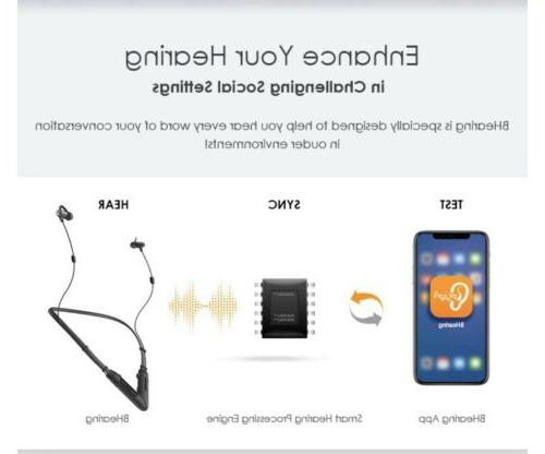 Self Hearing aid, Psap And Device,