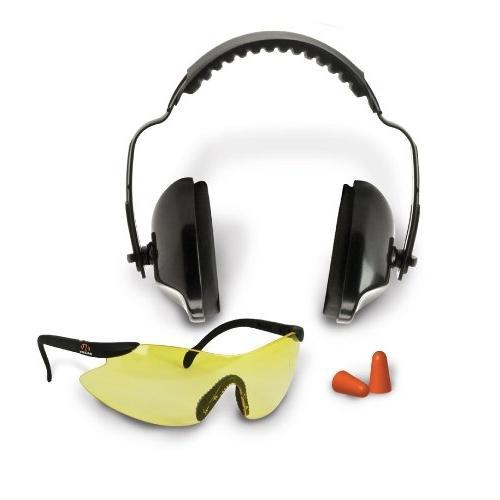 Shooting Muffs/Glasses/Plug Combo