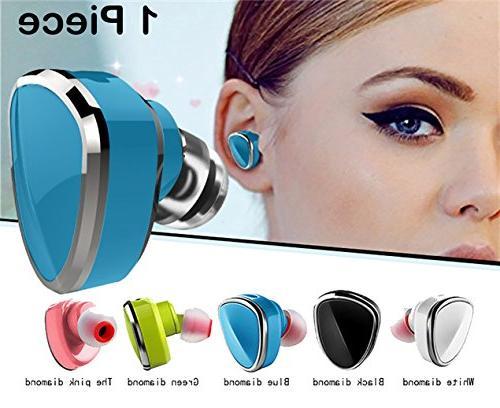 single earbud wireless bluetooth 4