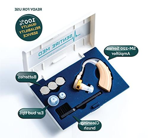 sm 220 personal hearing enhancement