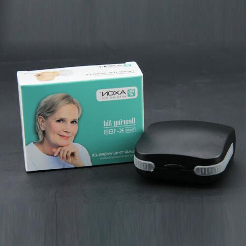 New in Ear Hearing Digital Amplifier Weight