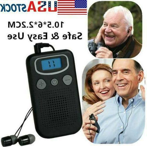 us personal ear hearing aid device booster