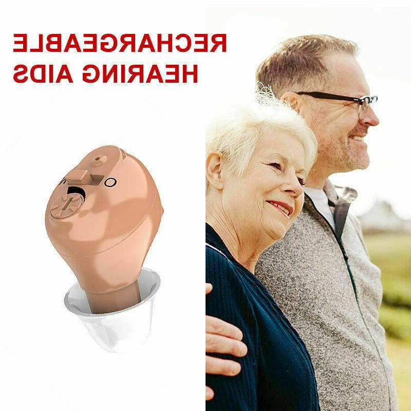 Hearing Aids Amplifier In-Ear Aid