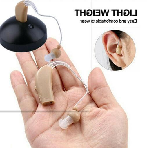 USA Hearing Amplifier Headphone Aids