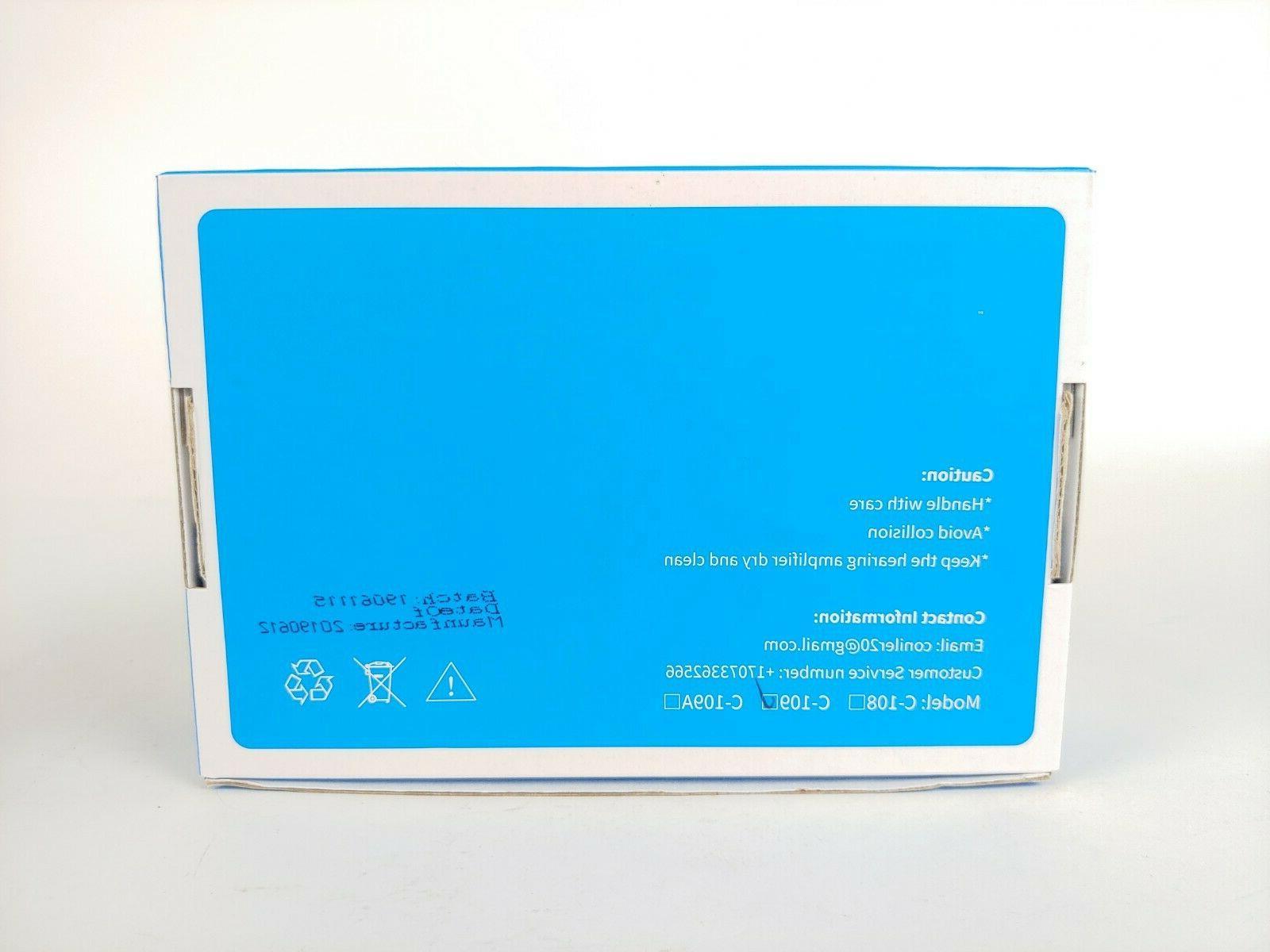 USB C-109 Amplifier Sound