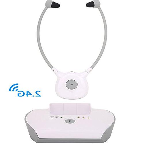 wireless amplifier tv hearing aid