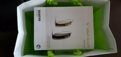 Wireless Invisible BTE USB Ear Phonak