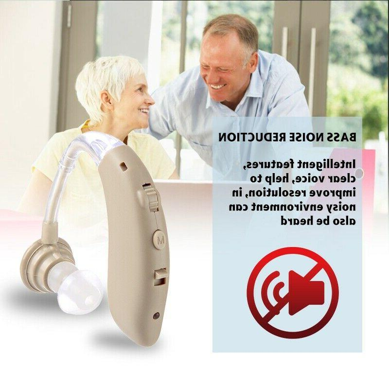 Digital Bluetooth Aid Ear Aids