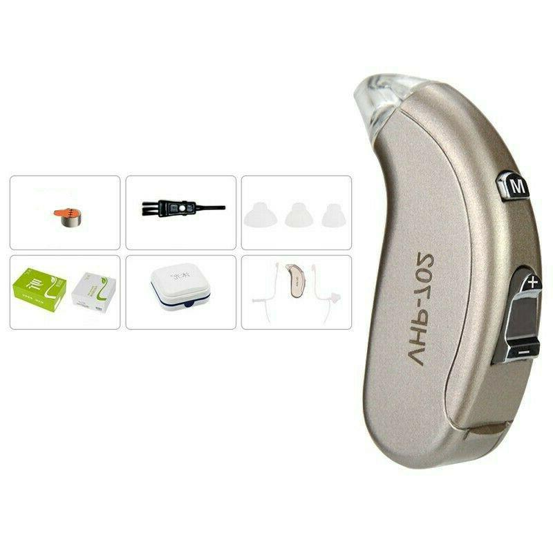 Wireless Hearing Aid Severe Loss Invisible The Ear Ear Aids