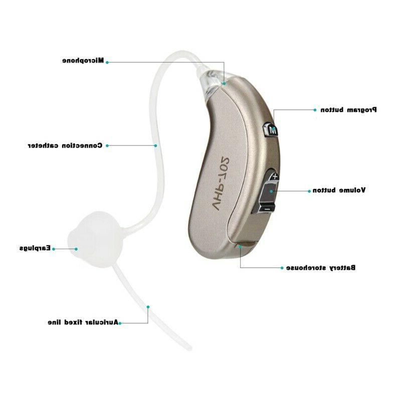 Wireless Severe The Ear Aids