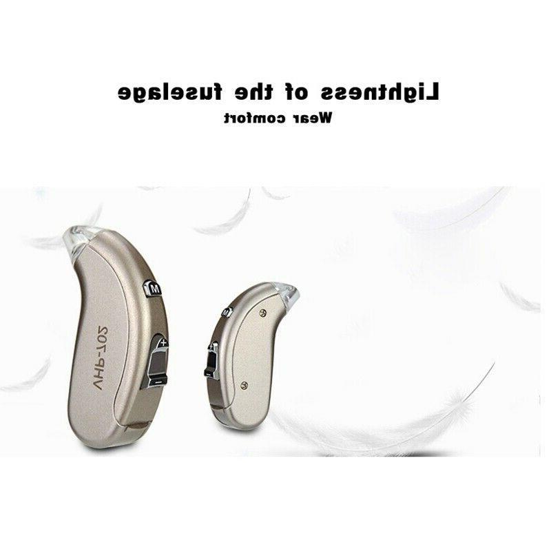 Wireless Severe The Ear BTE Ear Aids