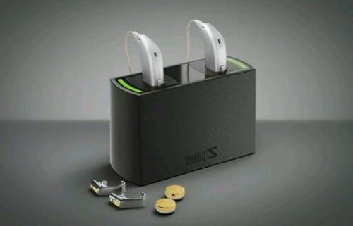 z power charger charging w rechargeable batteries
