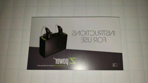 Z-Power Rechargeable Kit 4 Oticon OPN Charger ZPower