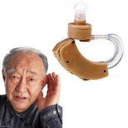 Left Right Hearing Aid Mini Sound Amplifier Behind In Ear Li