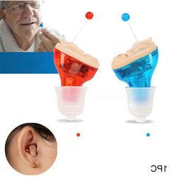 Lightweight Sound Amplifer Ear Care Hearing Aid The Elderly