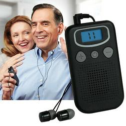 Lightweight The Elderly Tools Sound Booster Hearing Aid Audi