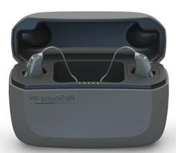 Resound Lithium-ion Charger For Linx Quattro Hearing Aids. N