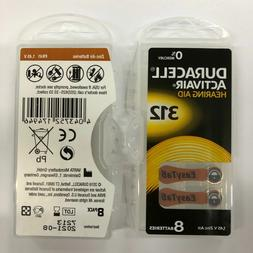 Fresh Lot 4 to 320 Duracell Activair Hearing Aid Batteries S