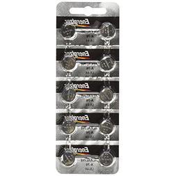 """Energizer LR44 1.5V Button Cell Battery 10 pack  """"Energizer"""