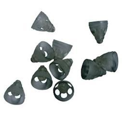 Small Open Domes for Phonak, Unitron, Vista, etc. Hearing Ai