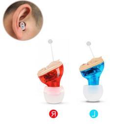 MiNi Digital Invisible Hearing Aid CIC Small Sound Voice Amp