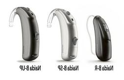 Phonak Naida B90 UP/SP BTE Hearing Aid Top Model 20 channels