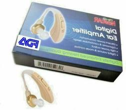 NEW Digital Hearing Aid / Hearing Ear Amplifier Noise Reduct