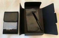 New Oticon Hearing Aids Storage Pouch with Cleaning Kit