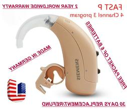 NEW SIEMENS TOUCHING UPDATE-FAST P Digital Hearing Aid Bette