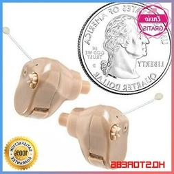 NewEar Hearing Amplifier Ear ITC-Pair-Extra Small Second Gen